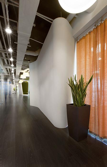 Дизайн офиса. офисы из проекта , фото №27809