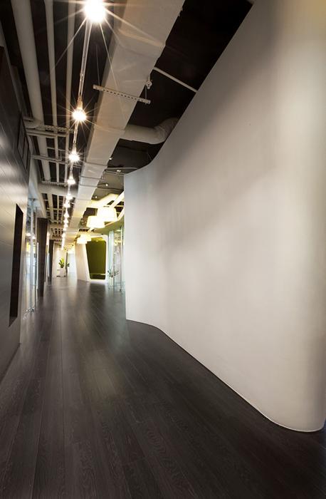 Дизайн офиса. офисы из проекта , фото №27810
