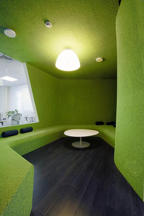 Дизайн офиса. офисы из проекта , фото №27811