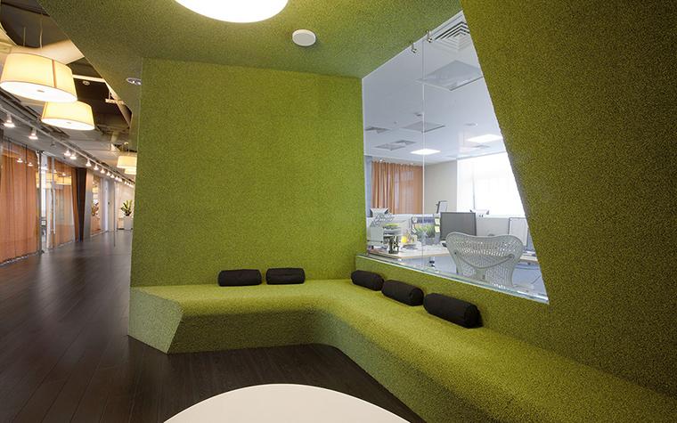 Дизайн офиса. офисы из проекта , фото №27813