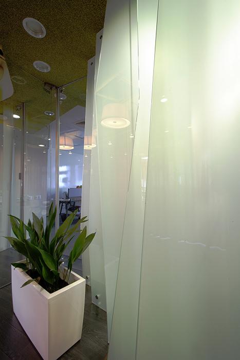 Дизайн офиса. офисы из проекта , фото №27814