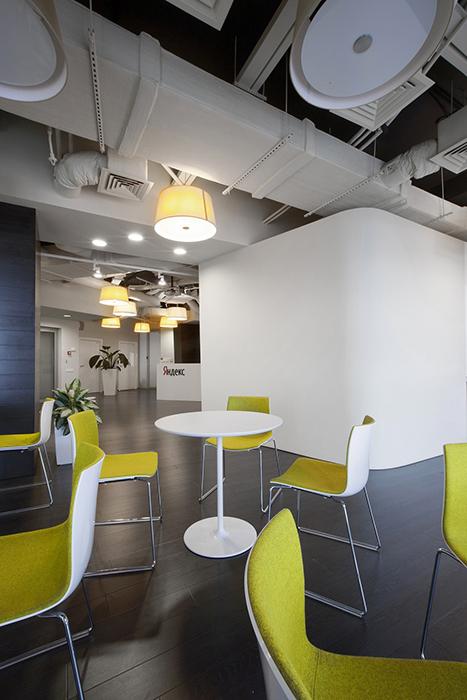 Дизайн офиса. офисы из проекта , фото №27788