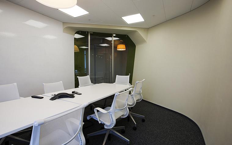 Дизайн офиса. офисы из проекта , фото №27815