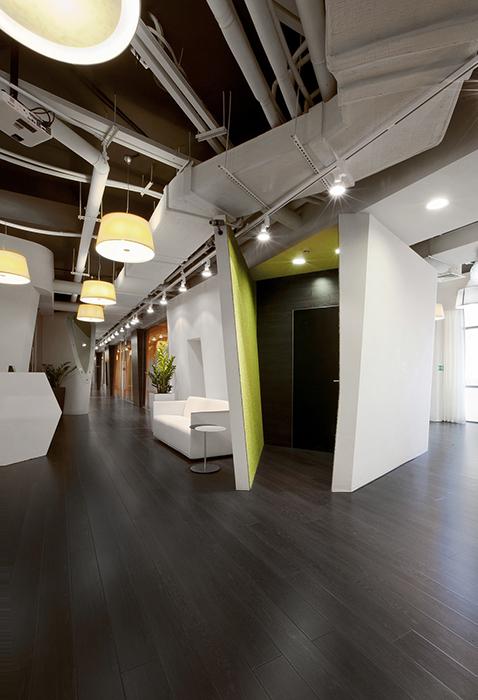 Дизайн офиса. офисы из проекта , фото №27789