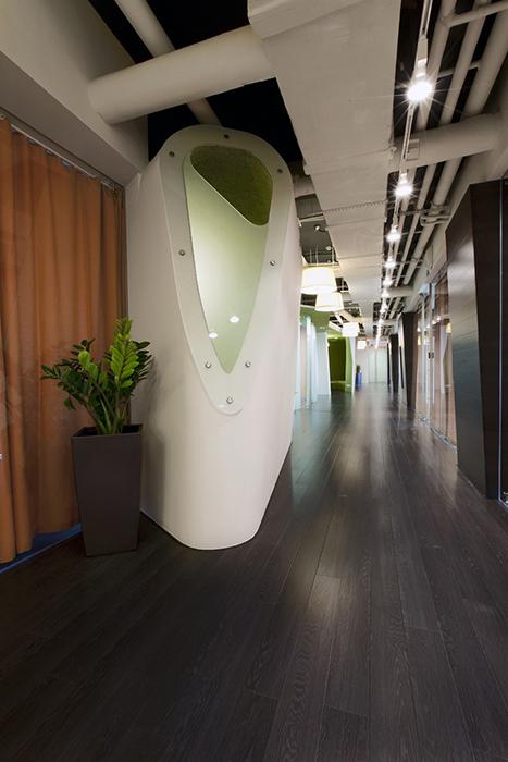 Дизайн офиса. офисы из проекта , фото №27793