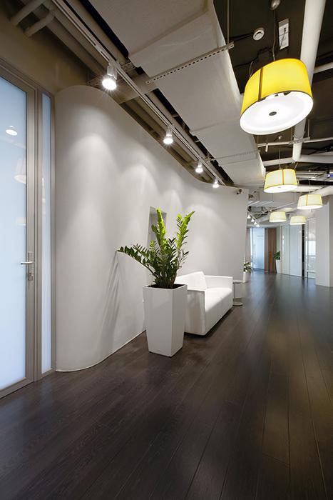 Дизайн офиса. офисы из проекта , фото №27794