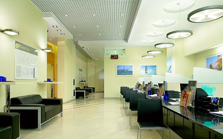 Дизайн офиса. офисы из проекта , фото №27816