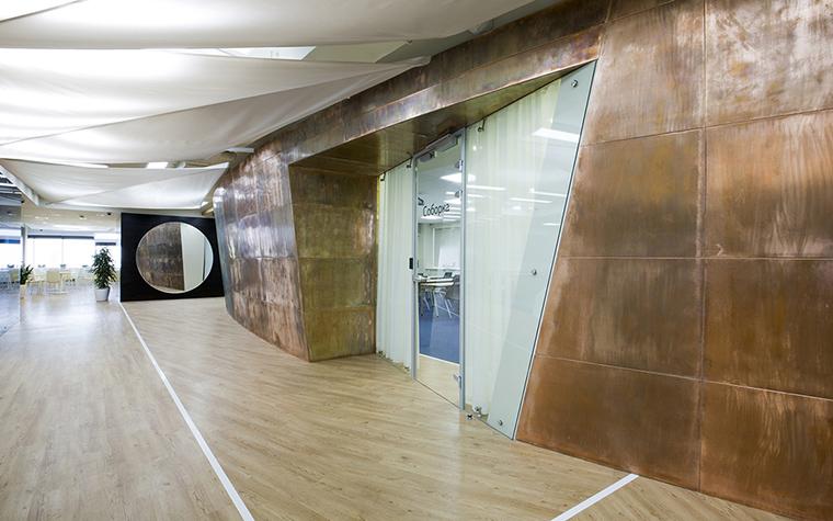 Дизайн офиса. офисы из проекта , фото №27984