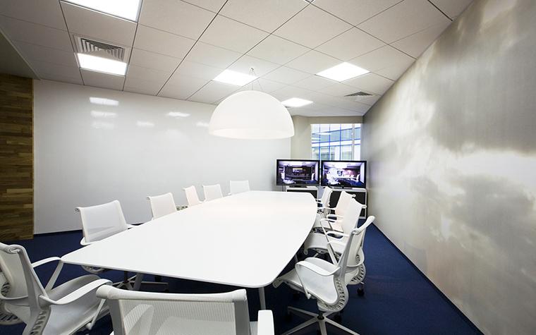 Дизайн офиса. офисы из проекта , фото №27988