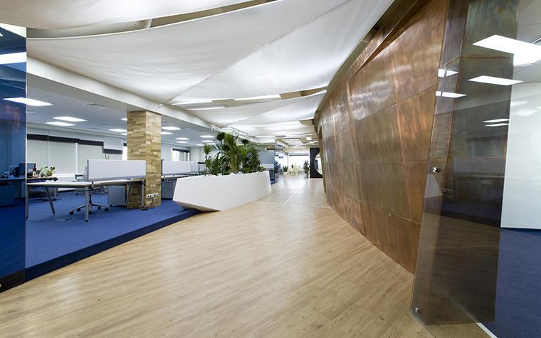 Дизайн офиса. офисы из проекта , фото №27990