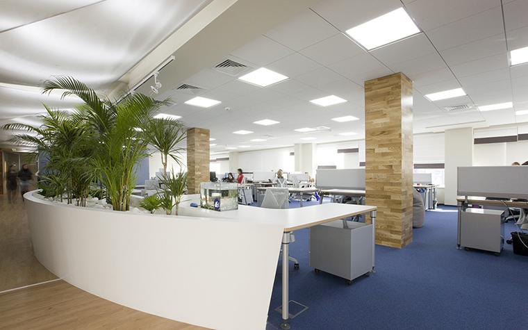Дизайн офиса. офисы из проекта , фото №27993