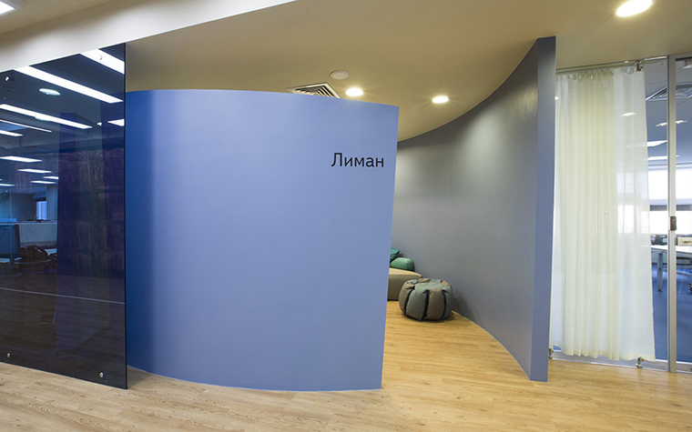 Дизайн офиса. офисы из проекта , фото №27976