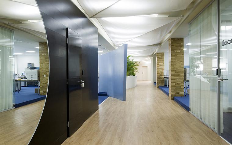 Дизайн офиса. офисы из проекта , фото №27994