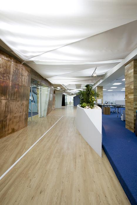 Дизайн офиса. офисы из проекта , фото №27977