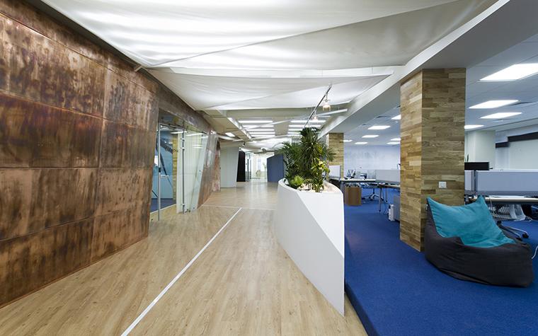 Дизайн офиса. офисы из проекта , фото №27978