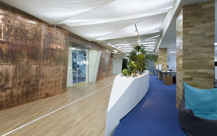 Дизайн офиса. офисы из проекта , фото №27980