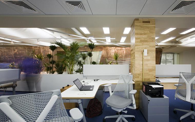 Дизайн офиса. офисы из проекта , фото №27981