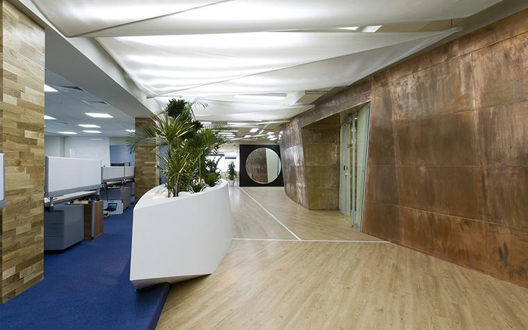 Дизайн офиса. офисы из проекта , фото №27982