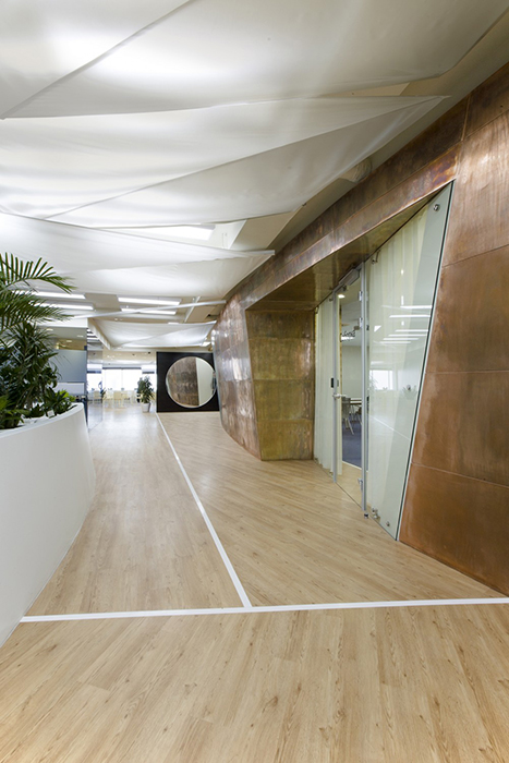 Дизайн офиса. офисы из проекта , фото №27983