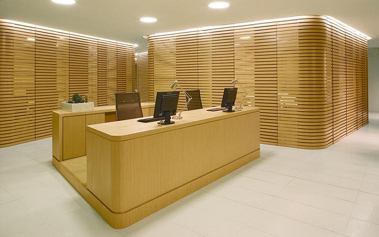 Дизайн офиса. офисы из проекта , фото №28535