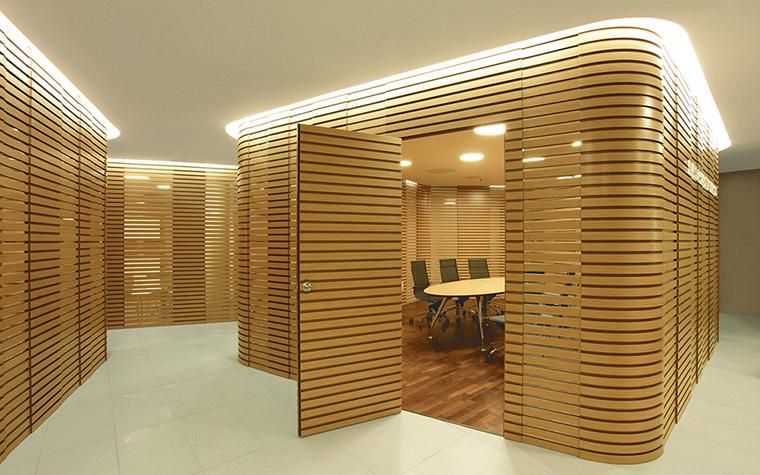 Дизайн офиса. офисы из проекта , фото №28536