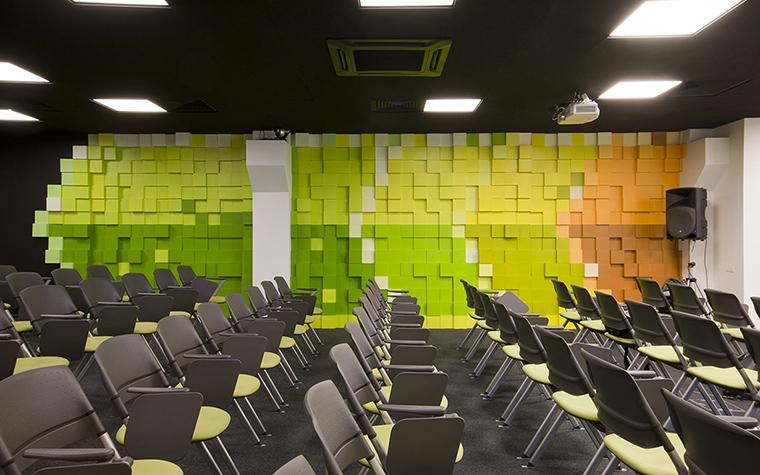 Дизайн офиса. офисы из проекта , фото №29962