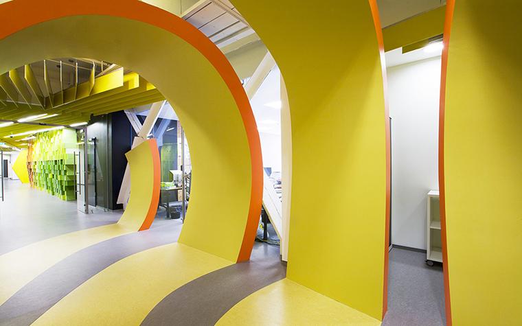 Дизайн офиса. офисы из проекта , фото №29971