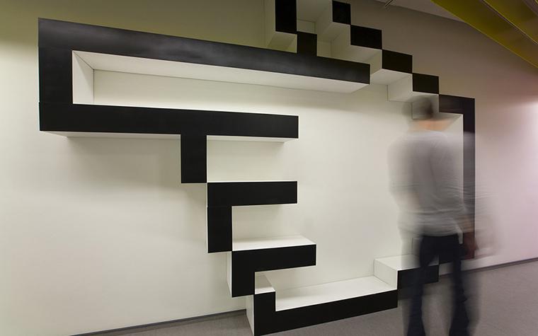 Дизайн офиса. офисы из проекта , фото №29974
