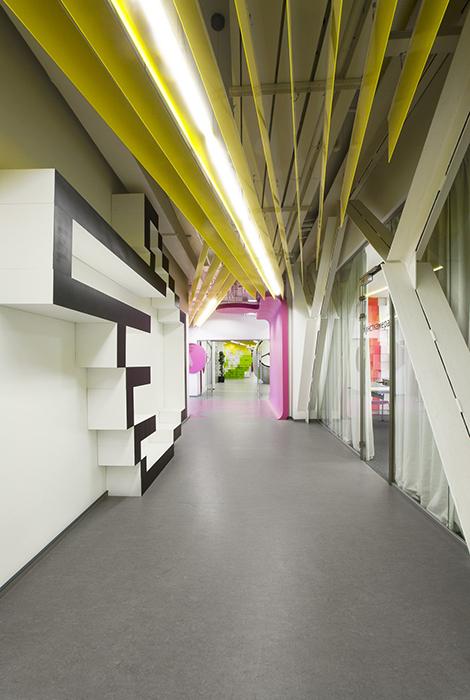 Дизайн офиса. офисы из проекта , фото №29975