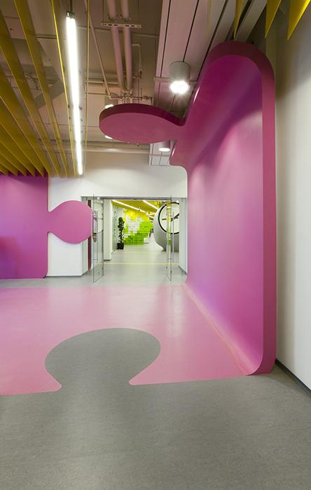 Дизайн офиса. офисы из проекта , фото №29976