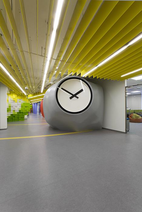 Дизайн офиса. офисы из проекта , фото №29978