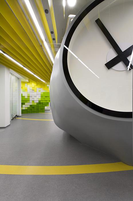 Дизайн офиса. офисы из проекта , фото №29982