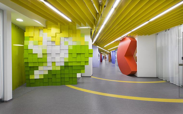 Дизайн офиса. офисы из проекта , фото №29983