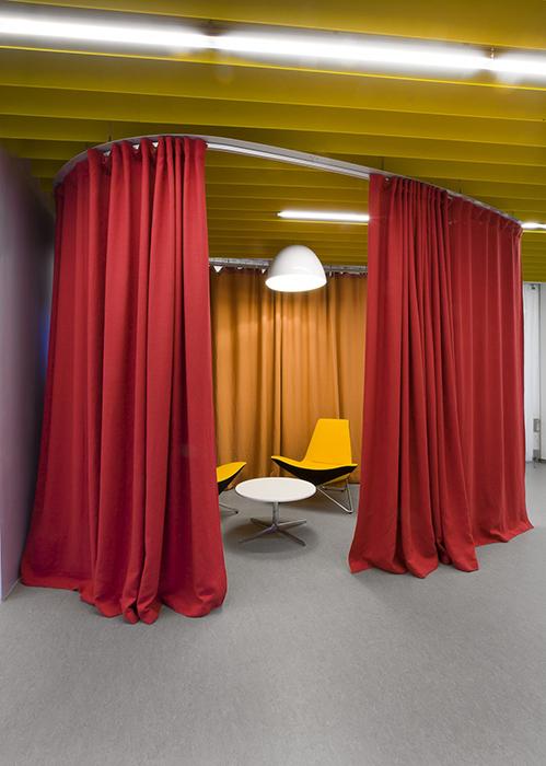 Дизайн офиса. офисы из проекта , фото №29986