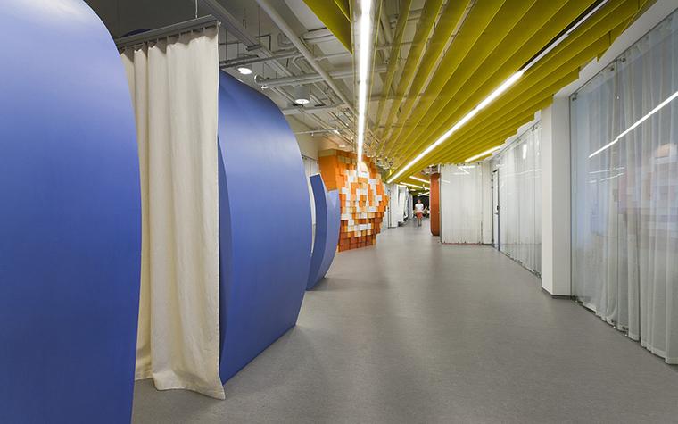 Дизайн офиса. офисы из проекта , фото №29988