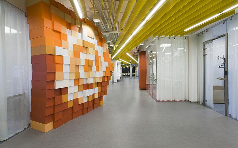 Дизайн офиса. офисы из проекта , фото №29990