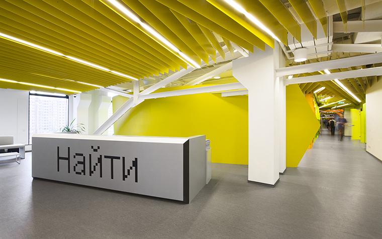 Дизайн офиса. офисы из проекта , фото №29964