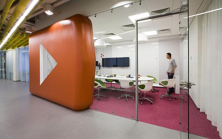 Дизайн офиса. офисы из проекта , фото №29991