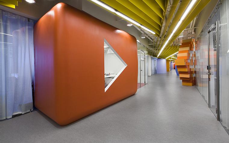 Дизайн офиса. офисы из проекта , фото №29992