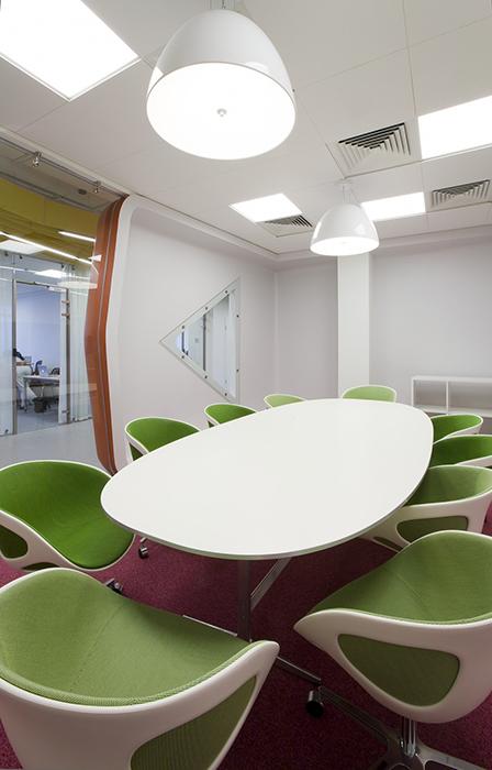 Дизайн офиса. офисы из проекта , фото №29993