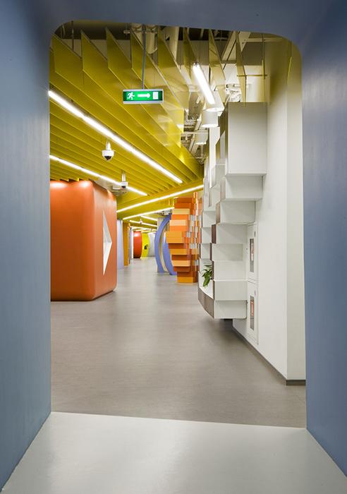 Дизайн офиса. офисы из проекта , фото №29994
