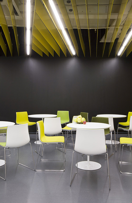 Дизайн офиса. офисы из проекта , фото №29995
