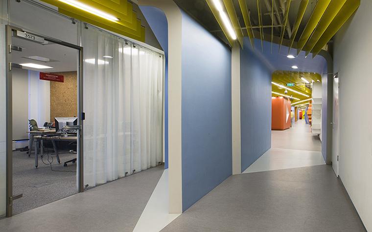 Дизайн офиса. офисы из проекта , фото №29996