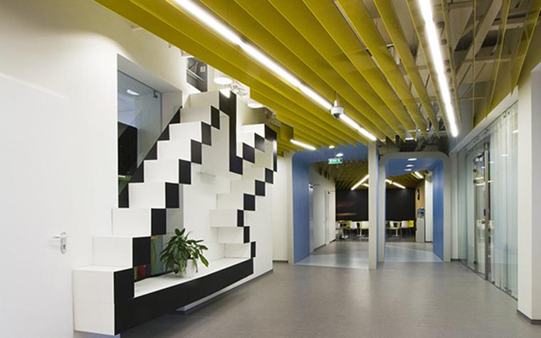 Дизайн офиса. офисы из проекта , фото №29997