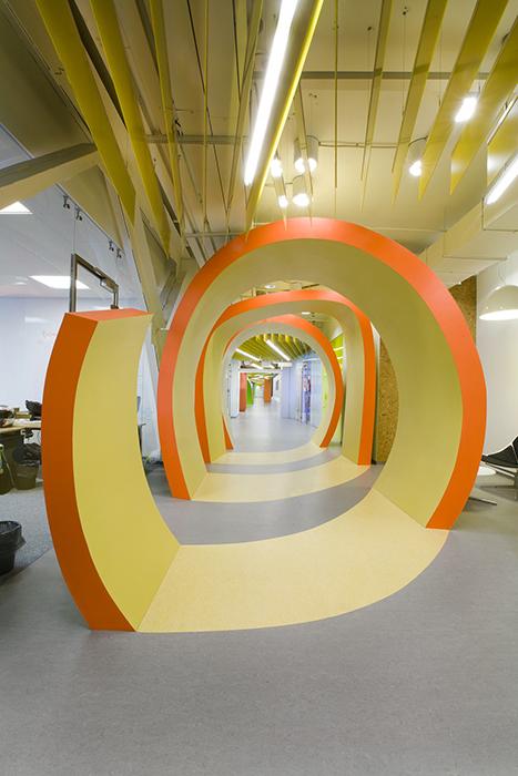 Дизайн офиса. офисы из проекта , фото №29999