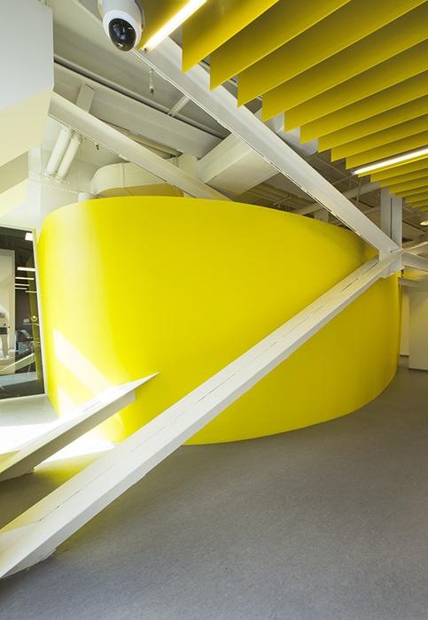 Дизайн офиса. офисы из проекта , фото №29966
