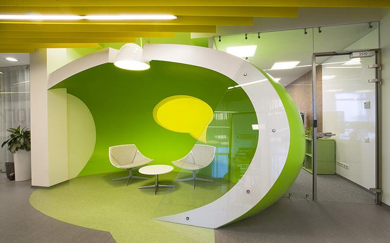 Дизайн офиса. офисы из проекта , фото №30002
