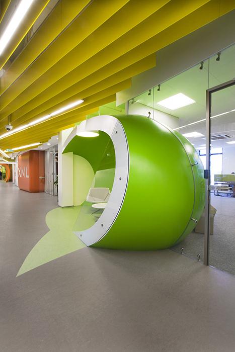 Дизайн офиса. офисы из проекта , фото №30003
