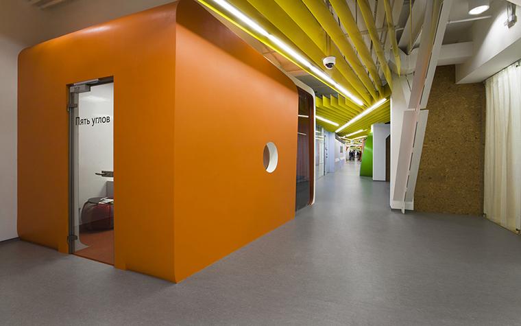 Дизайн офиса. офисы из проекта , фото №30004