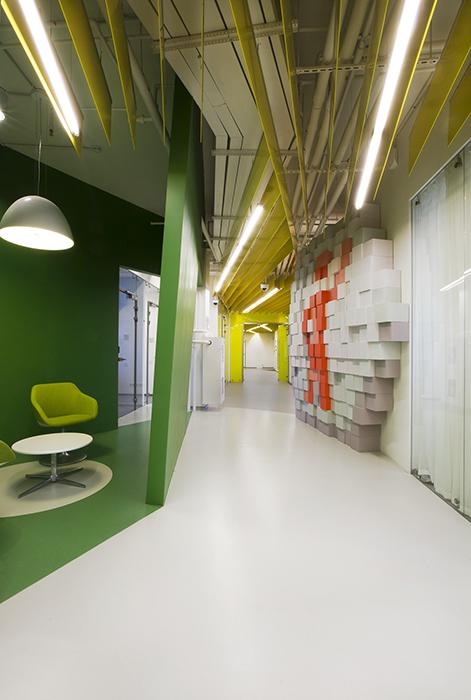 Дизайн офиса. офисы из проекта , фото №30006